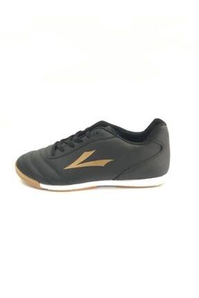LIG Kaçkar Futsal Voleybol Salon Ayakkabısı Siyah Altın