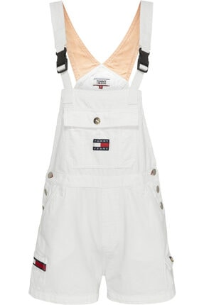 Tommy Hilfiger Dungaree Short Clwth