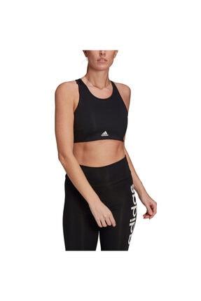 adidas W 3S BT Siyah Kadın Sporcu Sütyeni 101085730