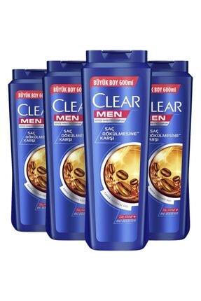 Clear Men Hızlı Stil 2si 1 Arada Saç Dökülmesine Karşı Etkili