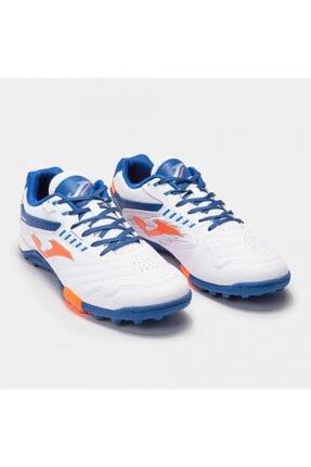 Joma Unisex Beyaz Halı Saha Ayakkabısı