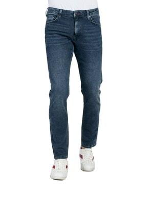 Loft Erkek Mavi Ricardo Jacob Wash  Kot Pantolon Lf2021977