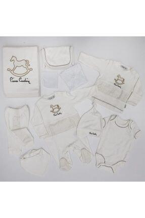 Pierre Cardin Baby Organik Atlı 10'lu Hastane Çıkışı