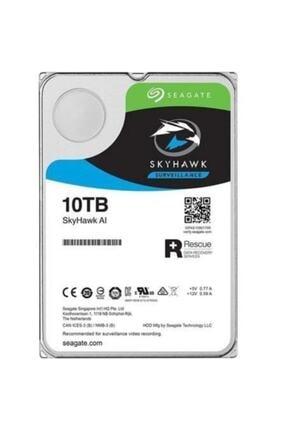Seagate 10tb Skyhawk Aı 256mb 7/24 St10000ve0008 ( Tr Dis