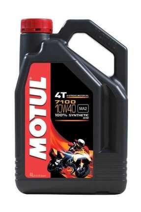 Motul 7100 10w-40 4 lt Yağ