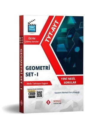 Sonuç Yayınları Tyt Ayt Geometri Modül Set Kazanım Merkezli Soru Bankası