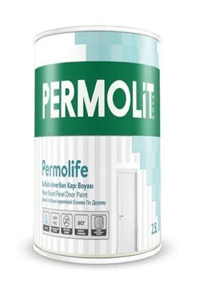 Permolit Permolife Su Bazlı Amerikan Kapı Boyası 2.5lt