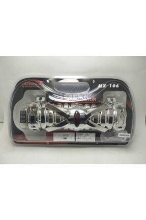 AUDİOMAX Mx-106 6 Farad Kapasitör