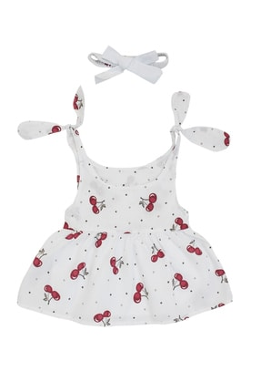 Pattaya Kids Kız Bebek Askılı Kloş Elbise 3-18 Ay Pb21s506-2103