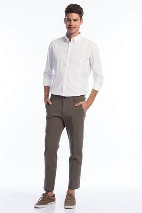 Dockers Erkek Smart 360 Flex Workday Khaki Pantolon, Slim Fit 3627200020