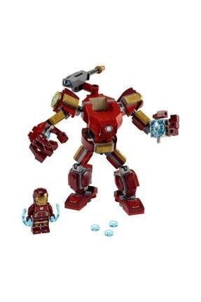 LEGO ® Marvel 76140 Avengers Iron Man Robotu
