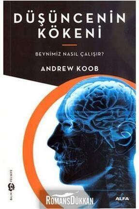 Alfa Yayınları Düşüncenin Kökeni Beynimiz Nasıl Çalışır