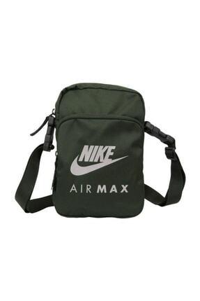 Nike Haki Air Max Smit 2.0 Ba5905-020 El Çantası