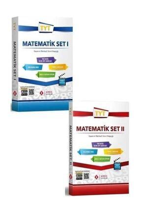 Sonuç Yayınları TYT Matematik Set 1-2 Kazanım Merkezli Soru Bankası Seti