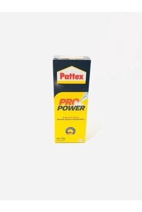 Pattex Pro Power Süper Hızlı Japon Yapıştırıcı