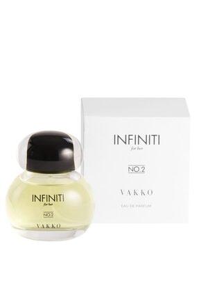 Vakko Infınıtı For Her No.2 Edp 100 ml Kadın Parfüm 868104195679