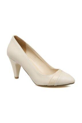 Polaris Bej Kadın Gova Ayakkabı