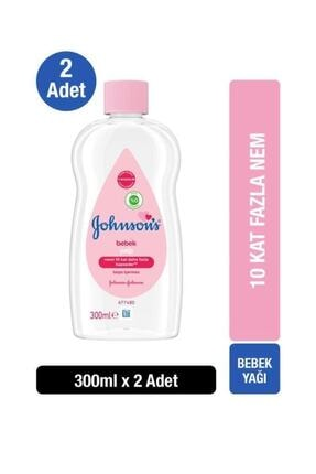 Johnson´s Baby Johnson's Baby Normal Yağ 300 ml X2