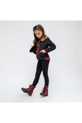 Polaris 92.511820.P Bordo Kız Çocuk Bot 100423317