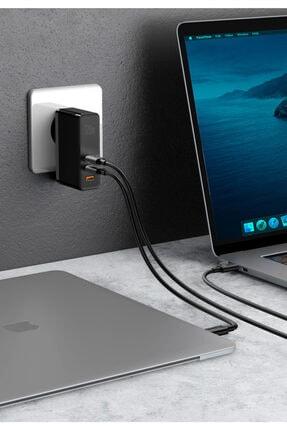 Anet Macbook Hızlı Şarj Aleti, Macbook Pro Macbook Air Sarj Aleti 120w Pd Hızlı Şarj Aleti+100w Pd Kablo