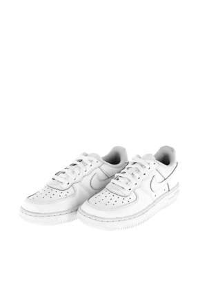 Nike Kids Beyaz Unisex Çocuk Ayakkabı Force 1 (GS)