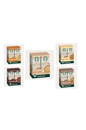 Starbucks Sınırlı Üretim Premium Kahve Karışımı Seti 5x10 Adet