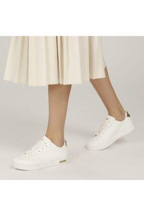 Kinetix DIPSY 1FX Beyaz Kadın Havuz Taban Sneaker 100667574