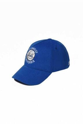 UCLA Unisex Jamul Mavi Baseball Cap Nakışlı Şapka
