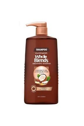 Garnier Hindistan Cevizi Ve Kakao Yağı Özlü Pürüzsüzleştirici Şampuan 828ml
