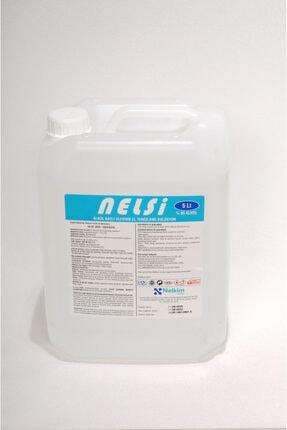 MERİÇ Nelsi %85 Alkol Bazlı Hijyenik El Temizleme Solüsyonu 5 Lt