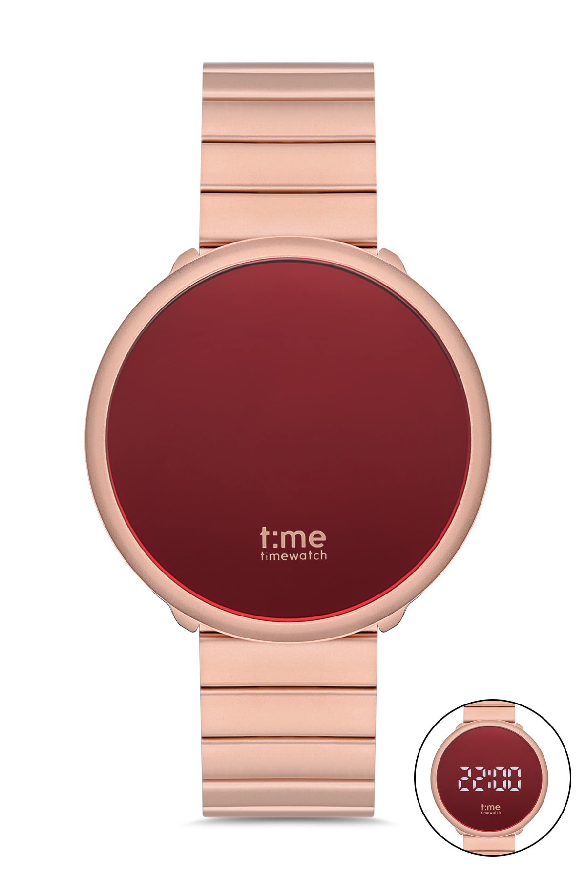 Timewatch Time Watch Tw.142.2rrr Unisex Kol Saati 1