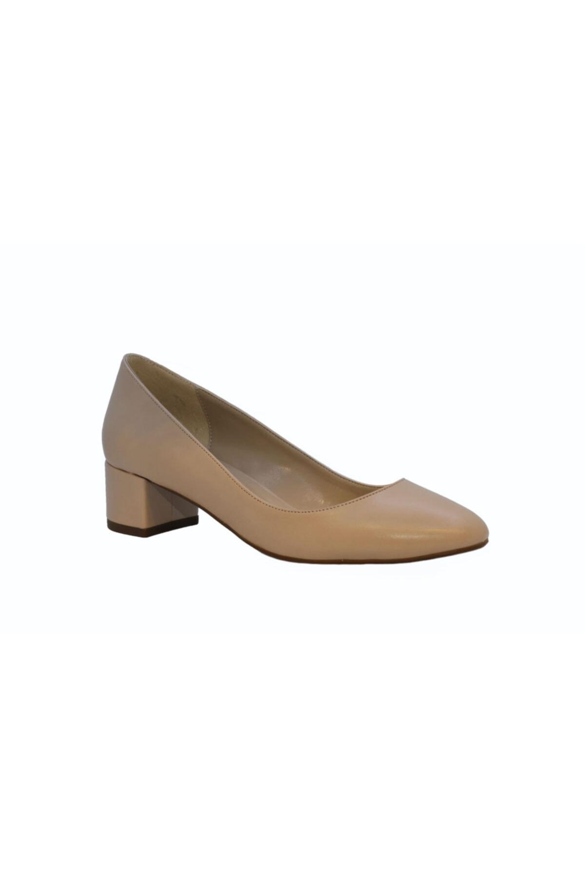 DİVUM Pudra Topuklu Ayakkabı 2