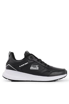 Slazenger Zero Koşu & Yürüyüş Erkek Ayakkabı Siyah / Beyaz