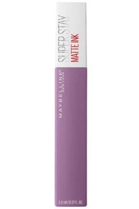 Maybelline New York Likit Mat Ruj - SuperStay Matte Ink Liquid Lipstick 100 Philosopher 3600531469450