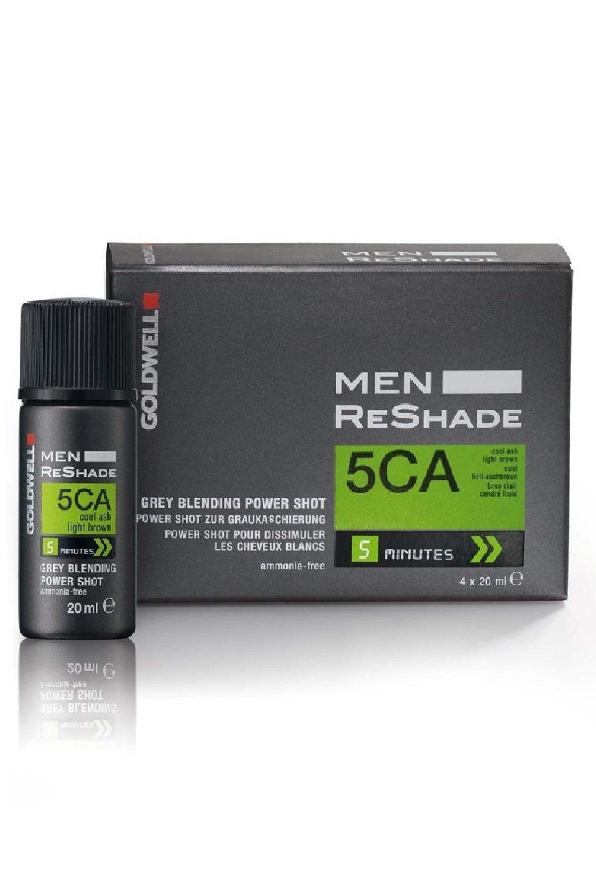 GOLDWELL Men Reshade 5ca Erkek Saç Boyası 4021609140061 1
