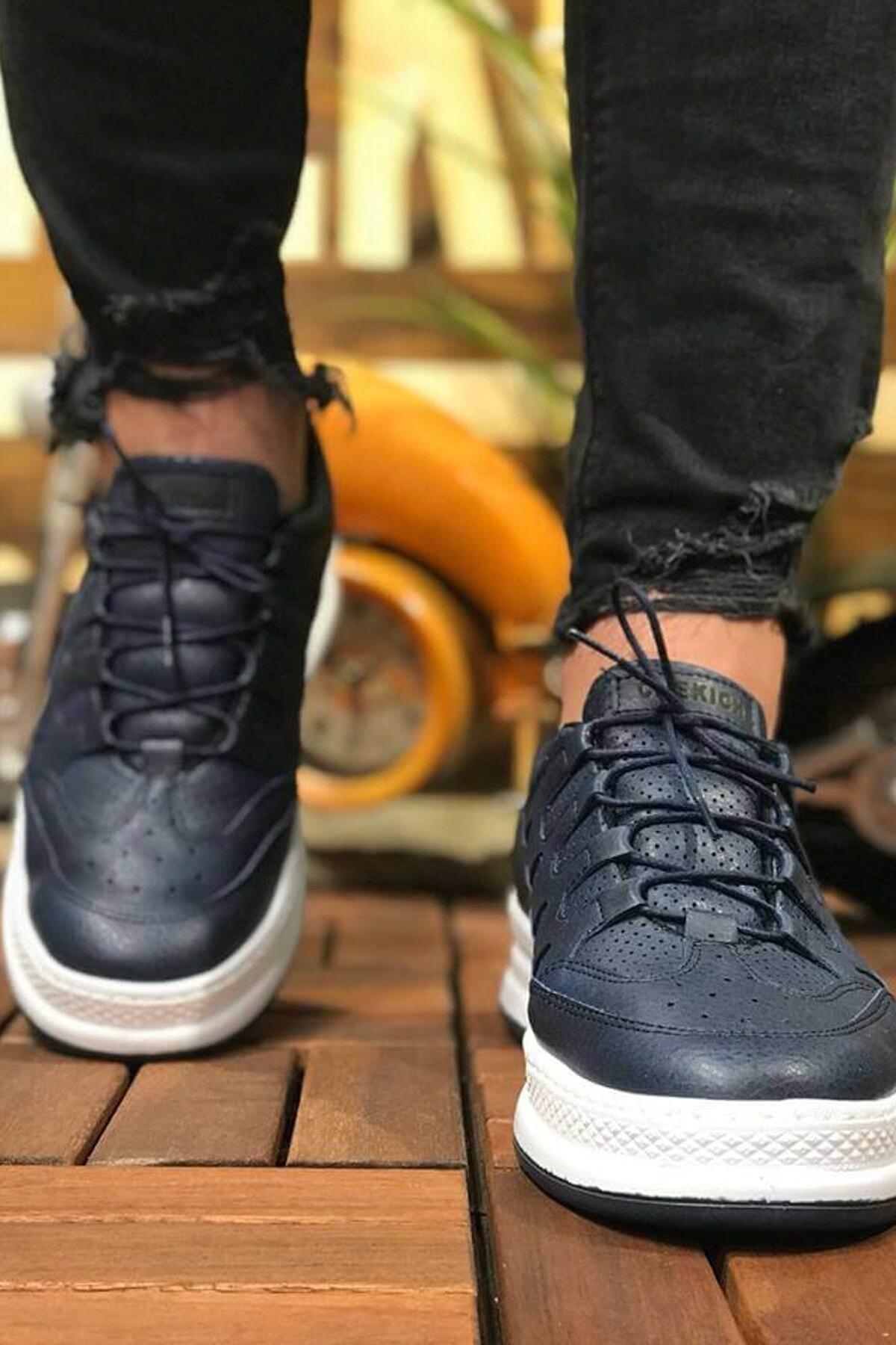 Chekich Lacivert Erkek Sneaker Ch040 2