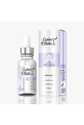 Carino E Bella Multi Active Anti Wrinkle Anti Aging Aa Collagen Effect Yüz Bakım Serumu 30ml