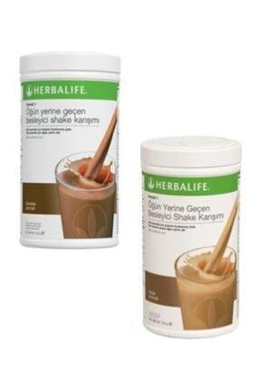 Herbalife Formül 1 Shake Karışım Seti Çikolata Fındık 550 gr