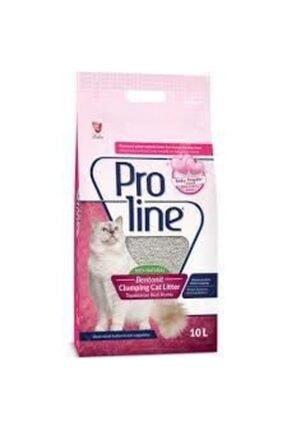 Pro Line Proline Topaklanan Kedi Kumu Baby Pudra Kokulu 10 Lt