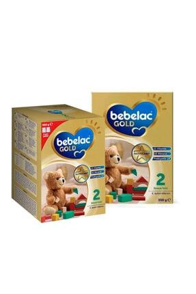 Bebelac Gold 2 Devam Sütü 900 gr ve 350 gr