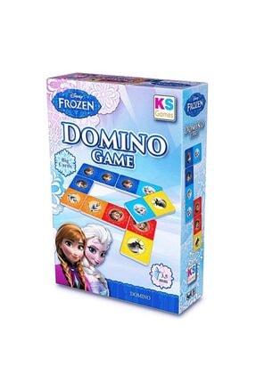 Anka Eğitici Oyuncak Domino Seti Görsel Hafıza Zeka Oyunu