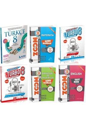 Muba Yayınları 8.sınıf Türkçe Matematik, Fen, İnkılap, Din Ve İngilizce