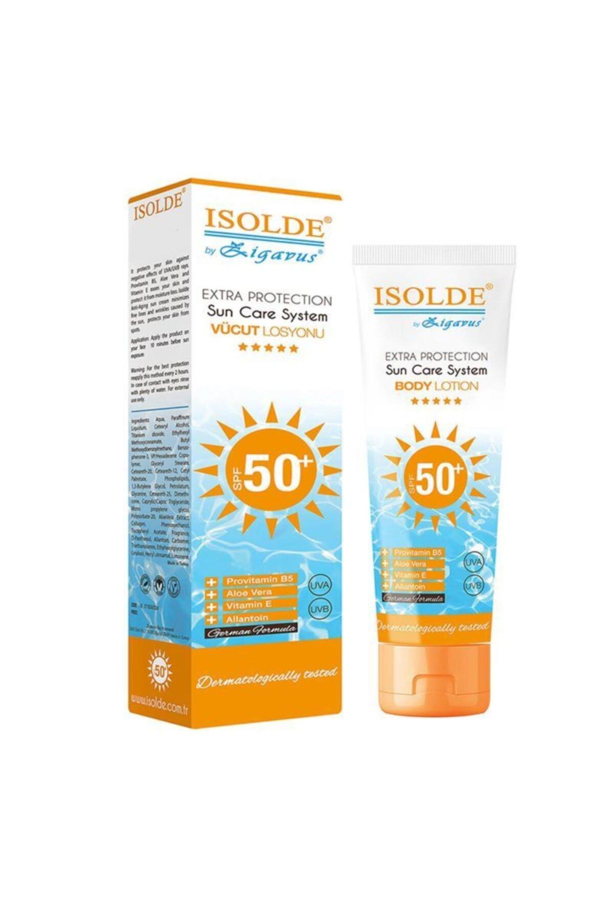 Zigavus Isolde Güneş Koruyucu Losyon Spf50+ 100 ml 1