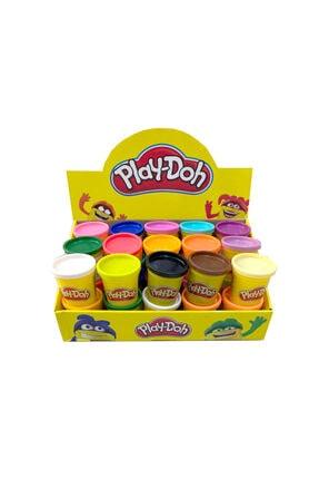Play Doh Karışık Renkli 30'lu Oyun Hamuru
