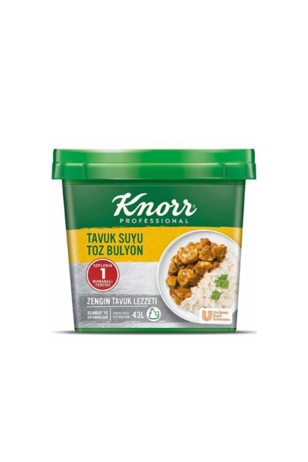 Knorr Tavuk Bulyon 750 Gr 1