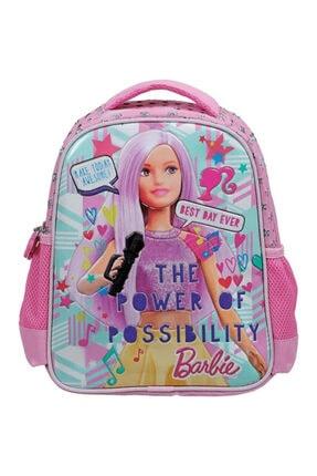 Şahin Barbie Anaokulu Çantası Brick Popstar 5035