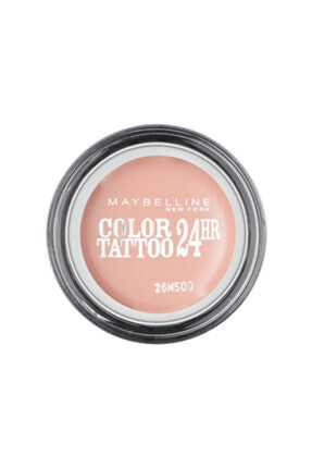 Maybelline New York Color Tattoo 24h Mat Göz Farı - 91 Creme De Rose -