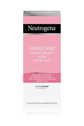 Neutrogena Visibly Pembe Greyfurt Yağsız Nemlendirici