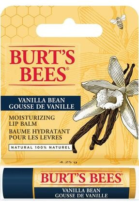 Burts Bees Vanilya Aromalı Dudak Bakım Kremi Blister Ambalaj- Vanilla Lip Balm Blister Box 4,25 Gr