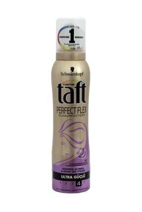 Taft Saç Köpüğü Ultra Güçlü 4 Numara 150 ml